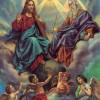 Immersi nel nome della Trinità